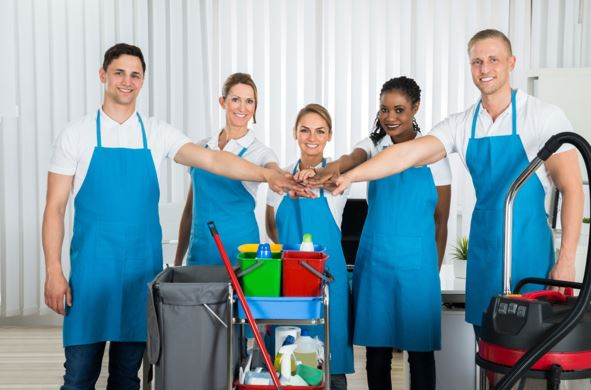 The Complete Guide to Hiring a Commercial Cleaning Company