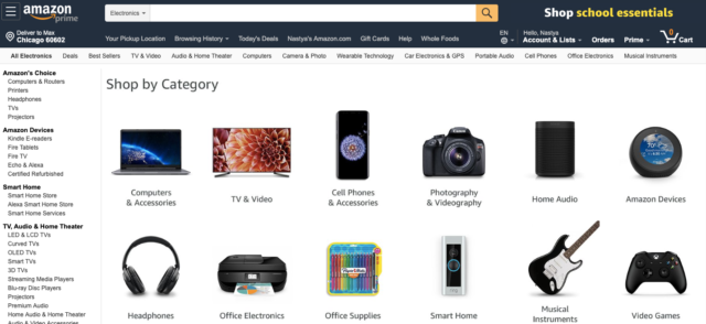 great website for buying and selling electronic devices