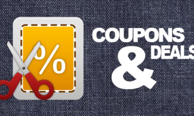 deals coupons