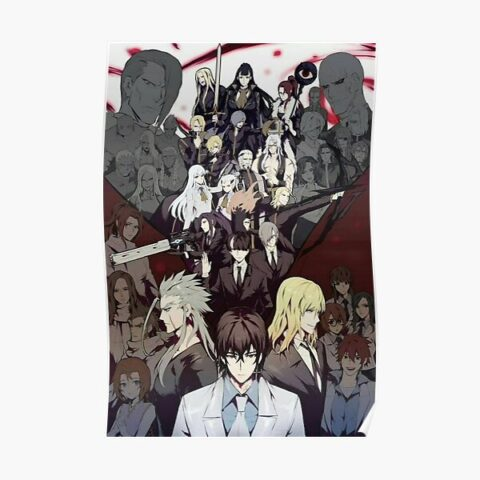 Anime Posters