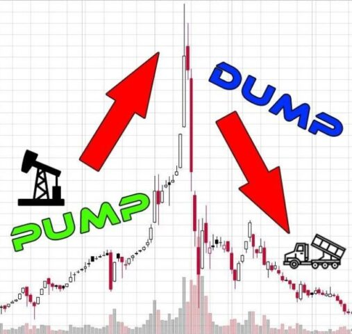 cryptocurrency pump