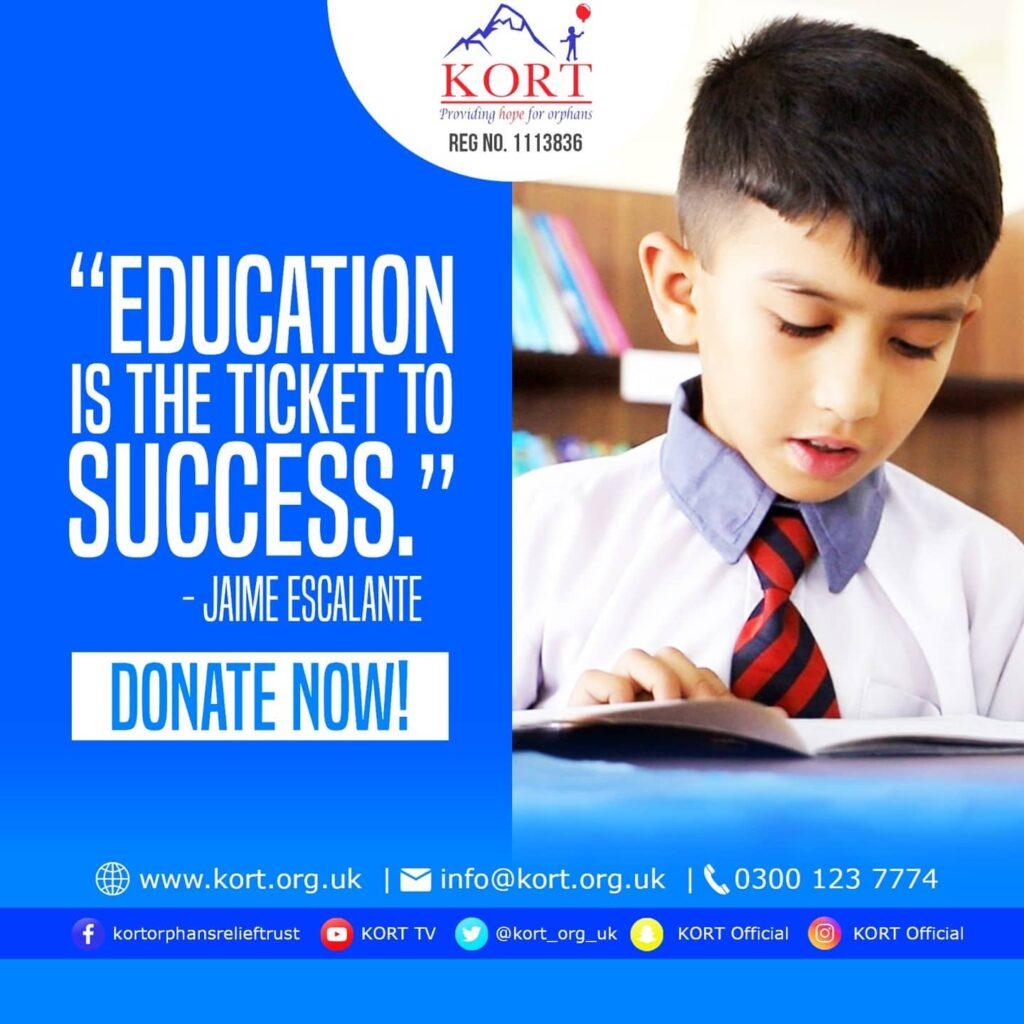 KORT Zakat project