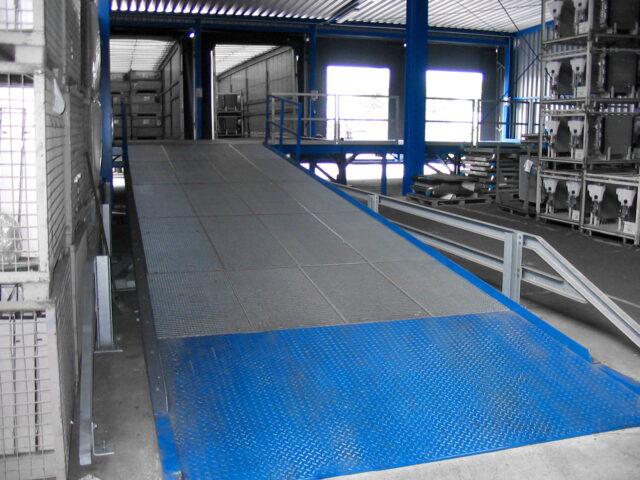 Loading Platforms in Adelaide