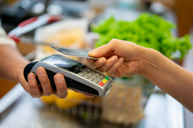 Prevent Credit Card