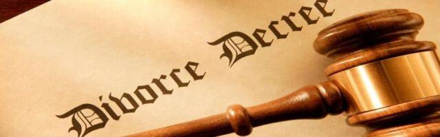 IMPACT OF DIVORCE PROCEEDINGS
