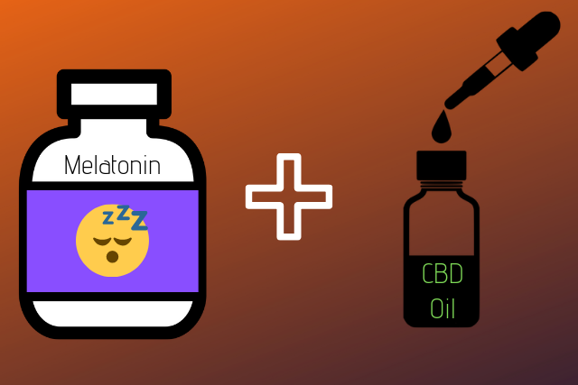 Can you take CBD oil and melatonin together