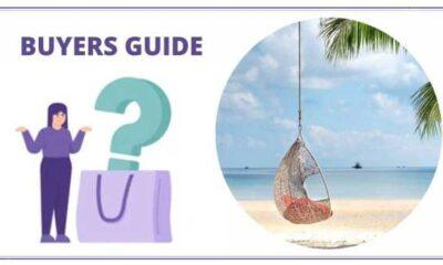 Hammock Chair Buyer's Guide 2021