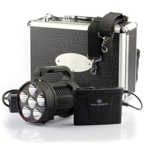 LED Taschenlampe 5000 Lumen