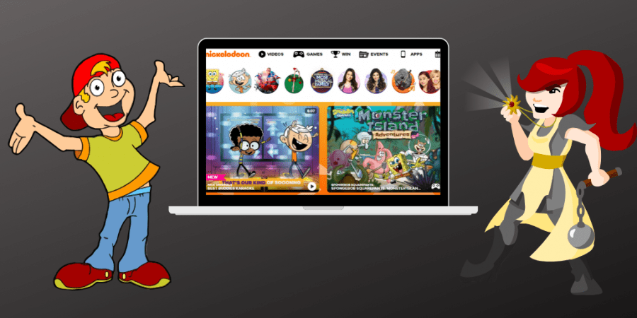Top Websites to watch Free cartoons