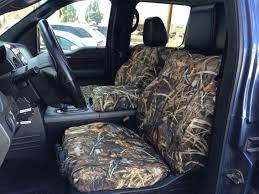 Camo Style Seat Covers
