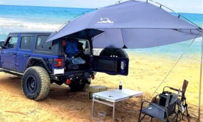 Prepare Your Jeep for Camping