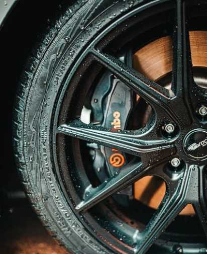 What Comes in a Wheel and Tires Package
