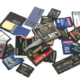 What is the difference between SD cards