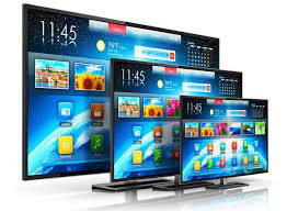 TYPES OF TV SCREENS