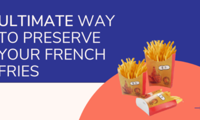 fries packaging
