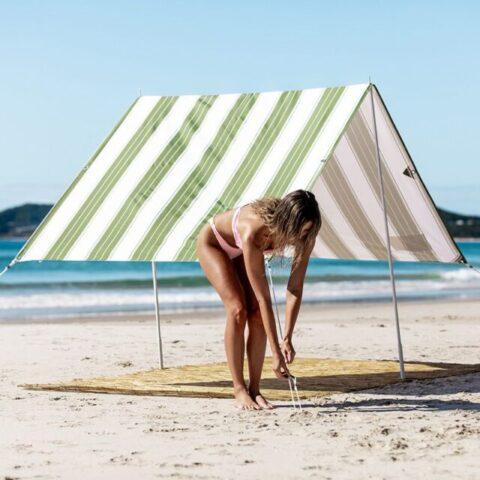 Beach tents